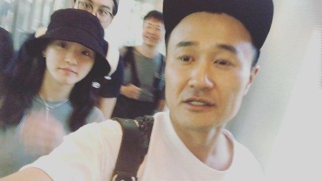 """배지환 on Instagram """". . 한국으로 돌아가는 명훈,건주,규영 저와 키비는 다시 싱가포르4"""