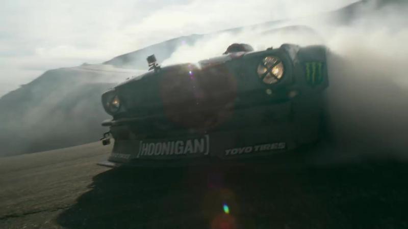 TOYO TIRES Ken Block's Climbkhana Pikes Peak Featuring the Hoonicorn V2   ★ Drift Family ★