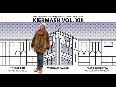 Ярмарка Kiermash vol. XIII I Wiosna w Pałacu в Кракове 17-18 марта 2018