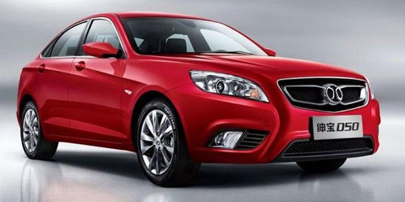 BAIC планирует начать продажи легковых автомобилей в России