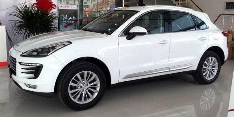 В Россию хотят привезти «Porsche Macan за миллион рублей»