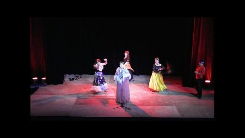 Цыганские романсы и песни Ветер танца