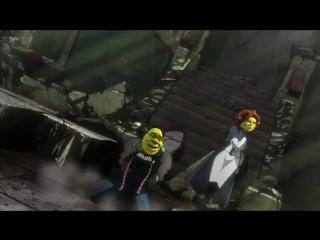 Shrek's bizzare adventures [gachimuchi and jojo]