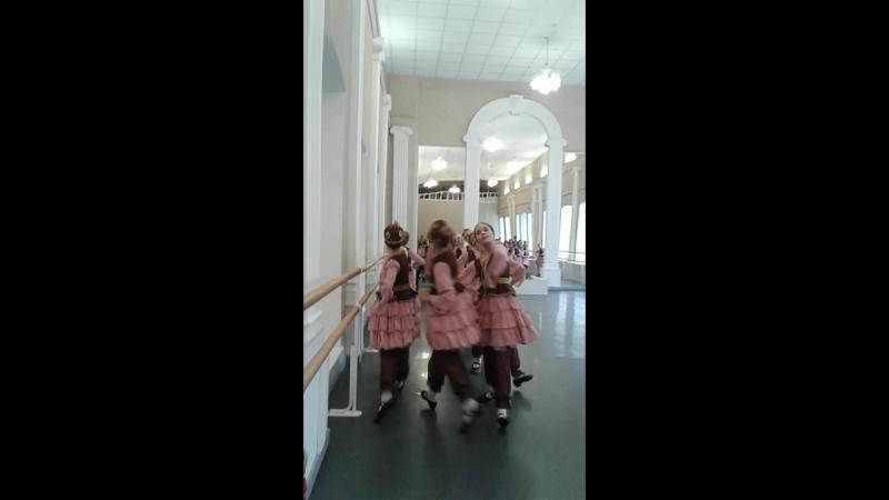 Детский татарский танец из балета Шурале