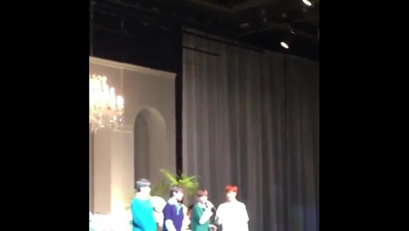 [SNS] 170930 → BNM Boys on Rhymer's wedding