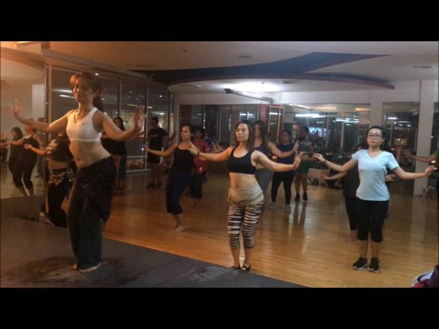 Bellydance Choreography: Yearning