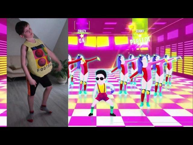 IVanLine Танцы с Just Dance блогер из РЕЧИЦЫ DADDY GENTELMEN WHAT DOES THE FOX SAY