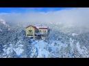 Parnitha Mountain - Baffi - January 2017 - Athens Greece - 4K