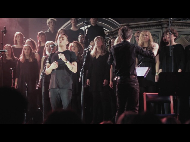 Alex Vargas - Shackled Up - with London Contemporary Voices