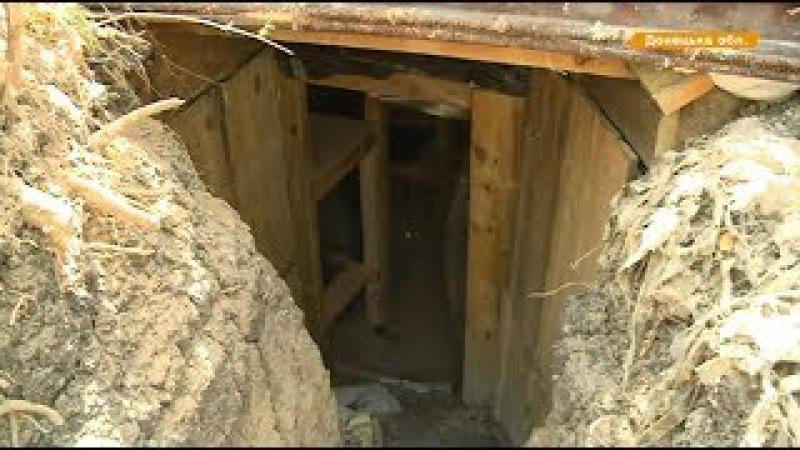 Цемент, бревна и 30 тыс. грн. - как бойцы строят блиндажи
