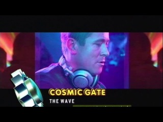 Cosmic Gate - The Wave (Live @ Club Rotation) (2002)