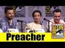 AMC's PREACHER | Comic Con 2017 Full Panel - Season 2 News Highlights (Dominic Cooper, Ruth Negga)