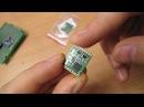 Радиомодули RFM69HCW на 868MHz, Подключение к Arduino