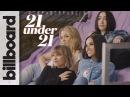 Becky G, Zara Larsson, Noah Cyrus, Grace VanderWaal: Young Women as Role Models | Billboard
