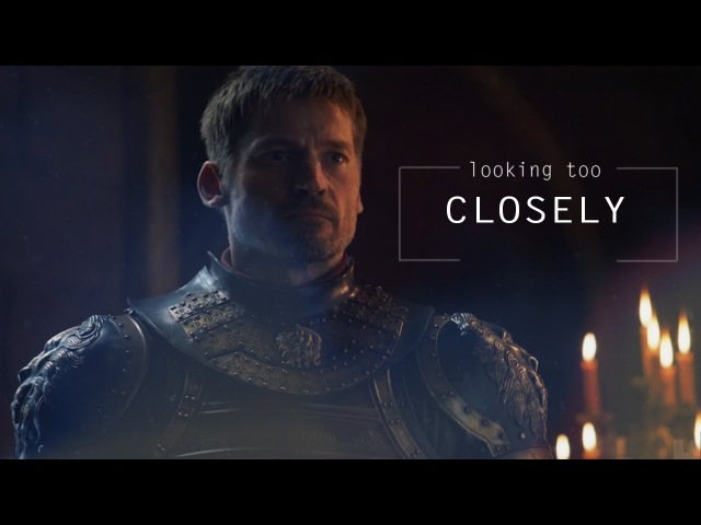 Jaime cersei | looking too closely