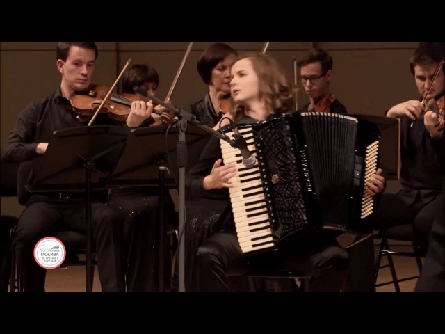 М.Виттнэ Цыганский аккордеон исп. Екатерина Гайдукова