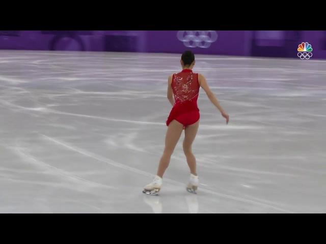 Мираи Нагасу — первая американка, сделавшая тройной аксель на Олимпиаде
