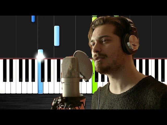 Delibal | Çağatay Ulusoy - Mutlu Sonsuz - Piano by VN