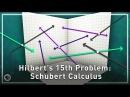 Hilbert's 15th Problem: Schubert Calculus | Infinite Series