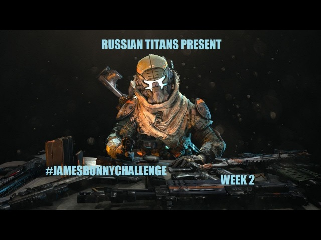 Titanfall 2 jamesbunnychallenge week 2 by Moff