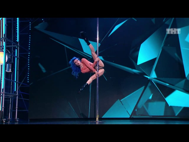 Танцы: Ольга Кода (Samuel Rupert Cole Sutton - Get Ready 2 Play) (сезон 4, серия 8)