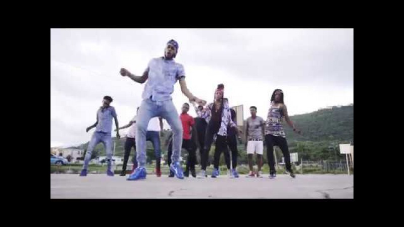 Chronixx - Likes starring Ravers Clavers (Dance Video)