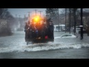 Шторм Райли на северо востоке США Storm Riley in the northeast of the USA