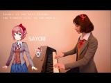 Doki Doki Literature Club - Your Reality, Sayonara - piano cover by Shipluss
