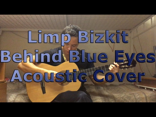 Limp Bizkit - Behind Blue Eyes (Acoustic Cover) by Bullet