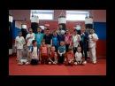 Детская группа Рукопашного боя для девочек и мальчиков   День борьбы