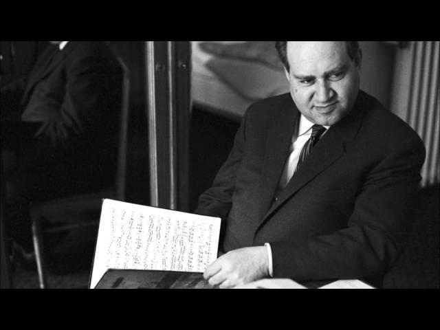 Dvořák - Violin concerto - Oistrakh / Kondrashin