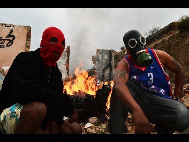 HUYE, HUYE - SHABY FUMAZ BOLÍVAR prod ROLO REAL(VÍDEO OFICIAL)