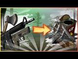 Как разобрать(сломать) оружие или броню и получить ресурсы. Новая команда в Rust. Сервер Datag.