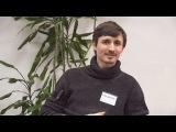 Владимир Михайлов-Психологическая помощь и поддержка волонтёров помогающих в хосписах в Фонде Вера