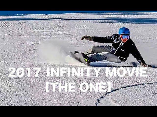 2017 INFINITY 【THE ONE】Takashi Matsumoto SNOWBOARD Carving turn