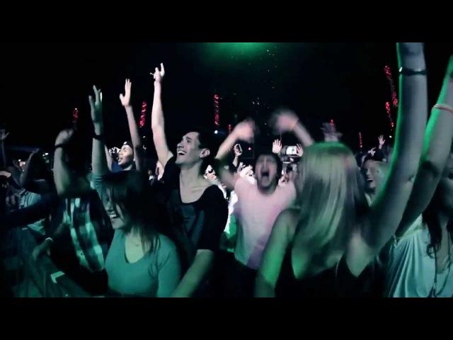 David Guetta GlowInTheDark Ft Harrison Aint A Party Official Music Video