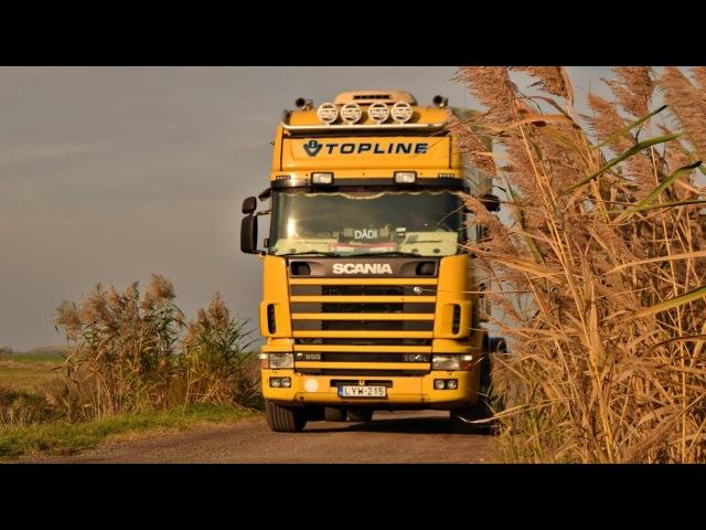 LOUD Scania 164l V8 Autumn Ride (Dádi)