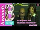 !Aishwarya, Madhuri Dixit Kajol ,Sushmita Sen, At Make up man MICKY CONTRACTOR'S Party !Bwoods Wrap