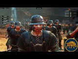 First look at barbarians units (Gaul faction) (HD). Tiger knight Empire war