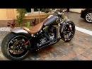 Harley Davidson FXSB Breakout Custom (ROX from Rolling Stallions)