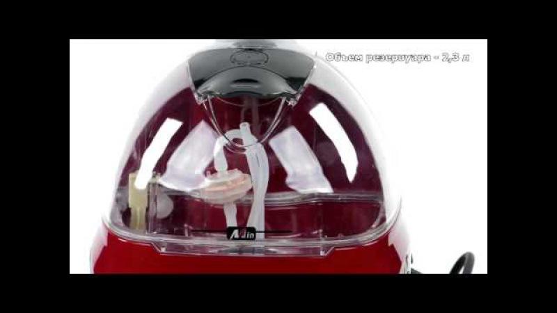Отпариватель для одежды Гранд Мастер GM Q7 Multi R обзор от IXBT