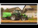 Fendt Tractor Prasowanie Zwożenie ☆ Deutz Fahr, Fendt ☆ Lubelskie ㋡ Fendt Tractor