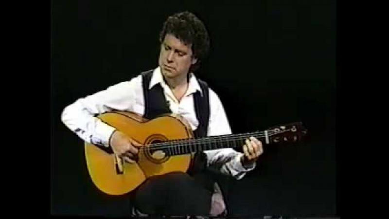 Flamenco Guitar - Guillermo Rios Habichuela Triplet Rasgueado
