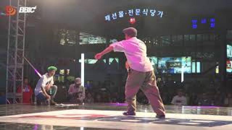 Pop Solo | Top8 | Jin VS Jaygee | Day-1 | 2017 BBIC World Final | LB-PIX