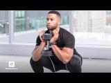 Rickey Jasper - Man Maker Total-Body Workout  | Интервальная круговая тренировка с гантелями