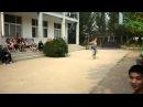 Qufu Shaolin Kung Fu School - Josh Feld - Staff form