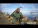 Fishing Ловим карася на блесну Yakutia xuQq1vyTKRo
