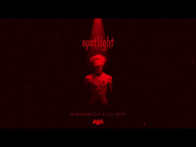Marshmello x Lil Peep - Spotlight [Official Audio]