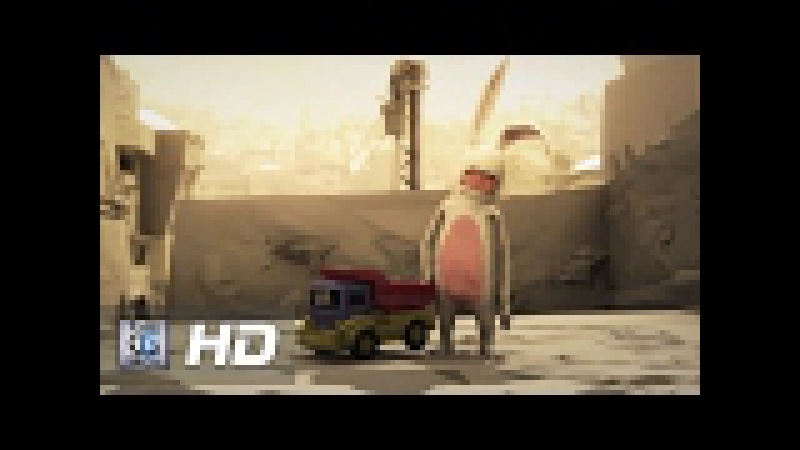 CGI 3D Animated Short Eli by Sagi Alter Reut Elad's