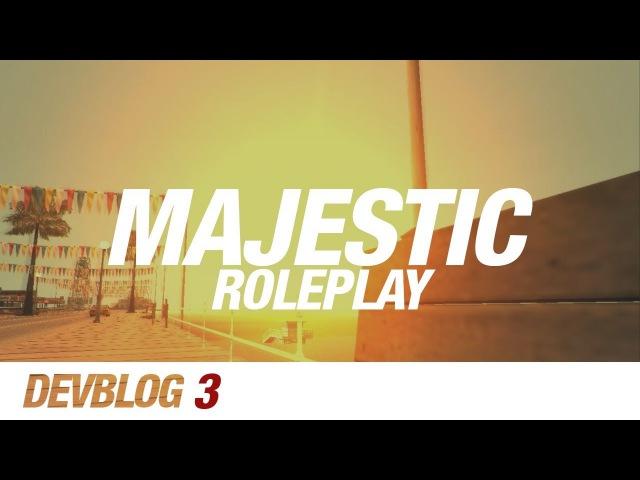 [devblog3] Majestic Roleplay - Больше транспорта, Спидометр, Автосалоны, Заправка, Убийства